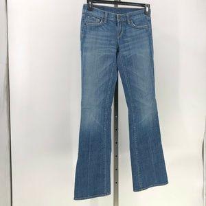 COH elle low waist bootcut jeans sz 26